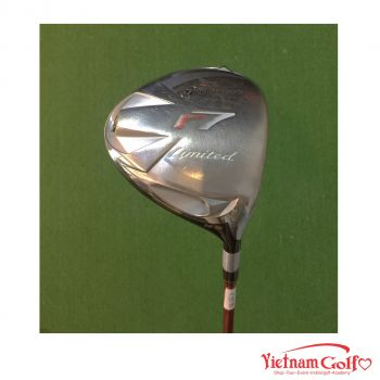 Driver Taylormade R7 Limited 9.5 S cũ