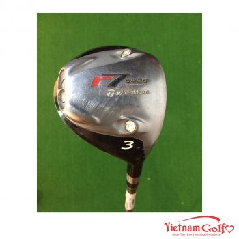Wood Taylormade R7 3 S cũ