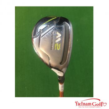 Rescue Taylormade M2 - Shaft Tour AD 75S cũ
