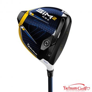 Driver Taylormade Sim2 max Europe Edition